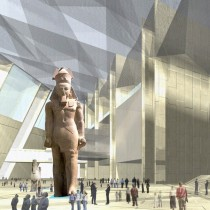 The Grand Egyptian Museum to open by mid-2018