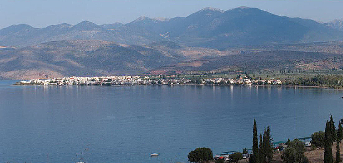 Kirrha. (Photo: Aegeus - Society for Aegean Prehistory).