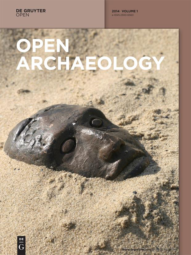 Archaeology - it is the social media that endangers the real science. Credit: De Gruyter Open