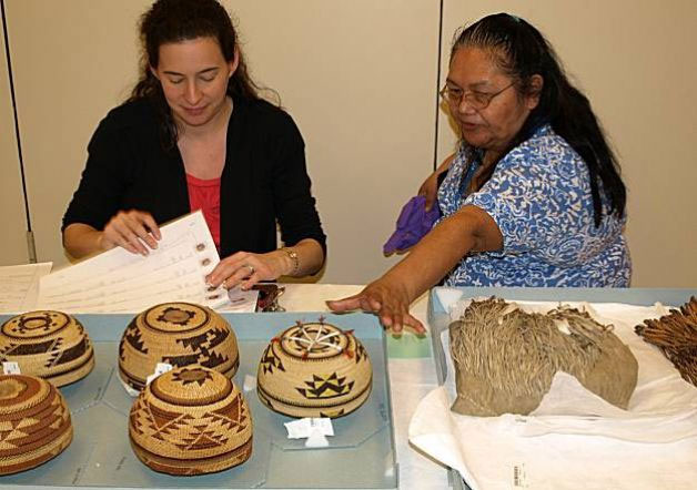 Fig. 1. The procedure of returning sacred objects from the collections of the National Museum of the American Indian (Smithsonian Institution) to the Yurok tribe in California.