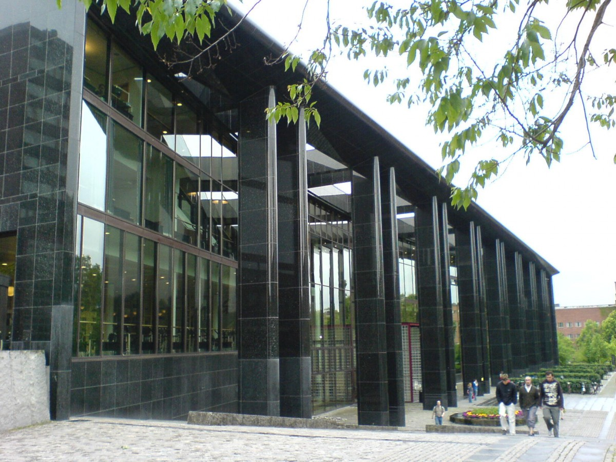 The University of Oslo Library.