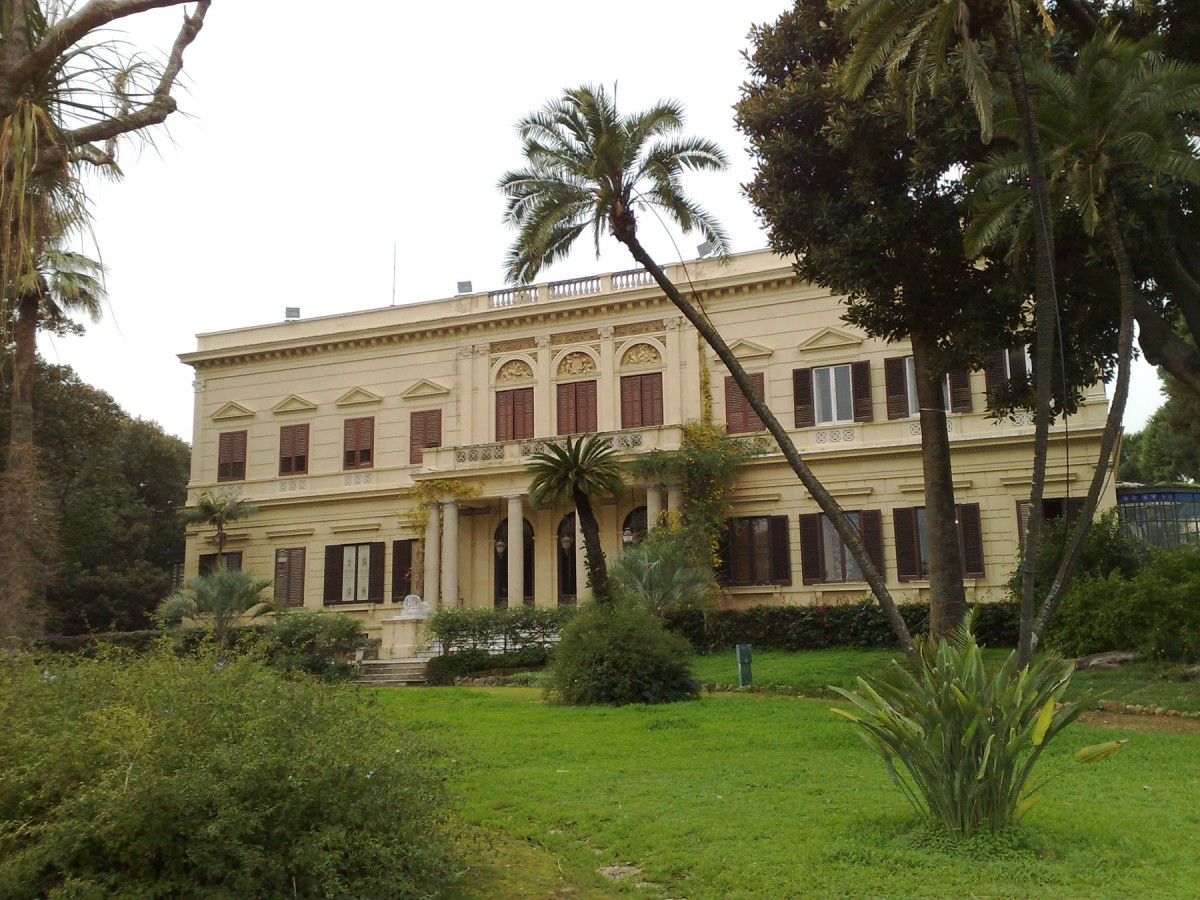 The conference will be hosted in the Villa Malfitano-Whitacker.