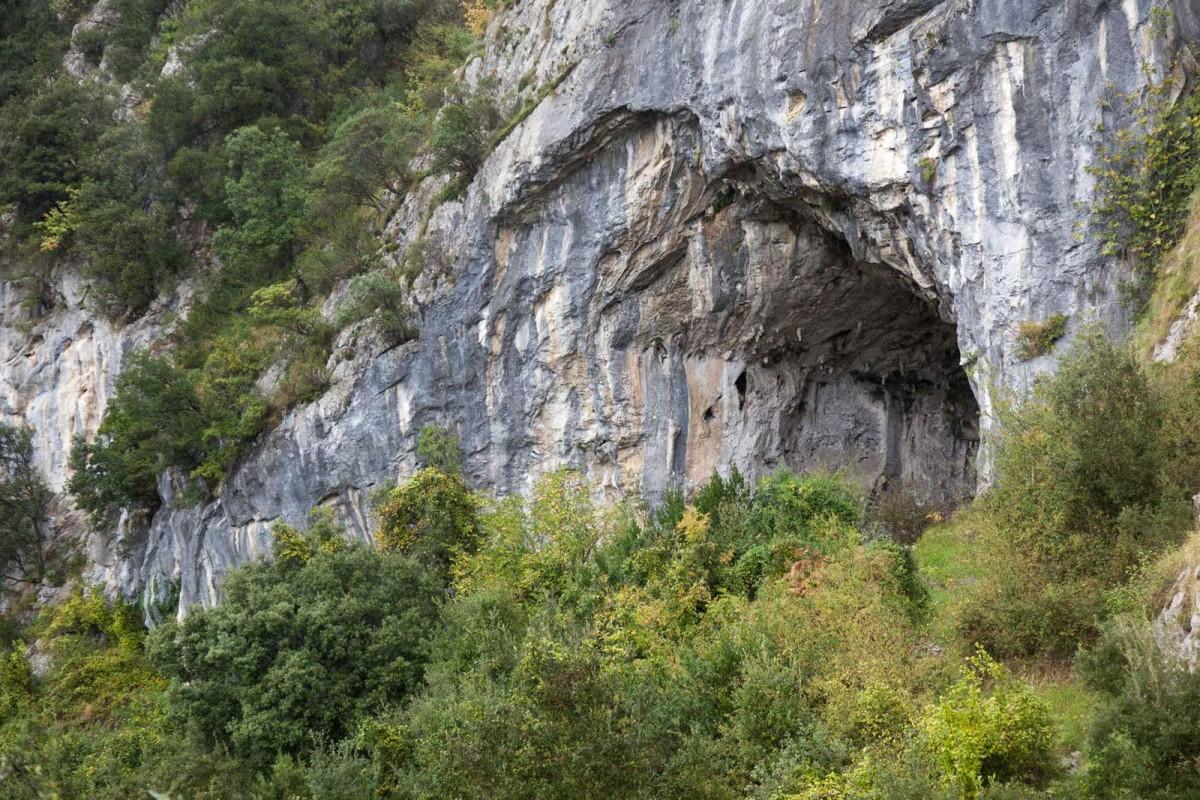 El Mirón cave in Cantabria. Photo: Antuan Ayllón