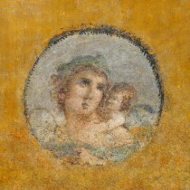 Stolen Pompeii frescoes returned to Italy by the US