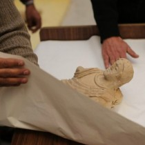 6,000 looted antiquities reclaimed by Syrian authoritied