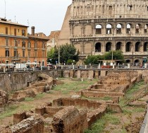 Gladiator passageway under Colosseum to be restored
