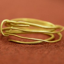 Farmer finds 2,500-year-old gold bracelets