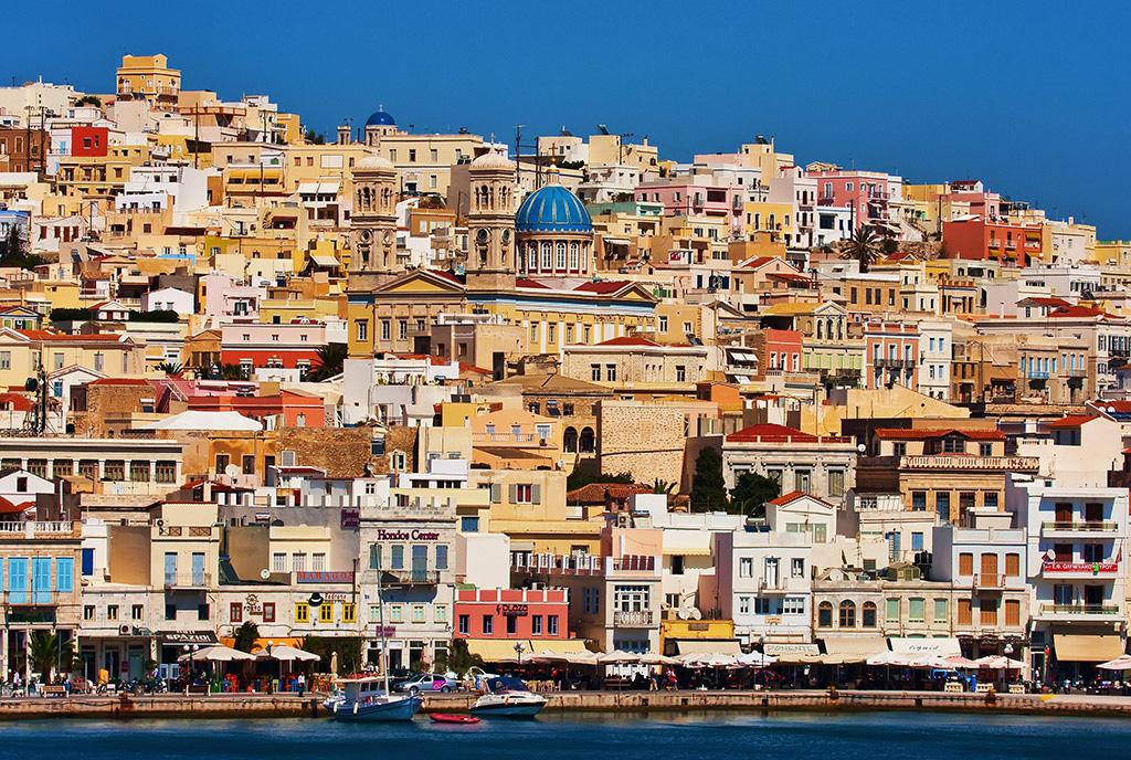 Hermoupolis, Syros.