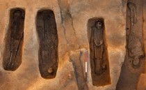 Remains of four early Jamestown leaders identified