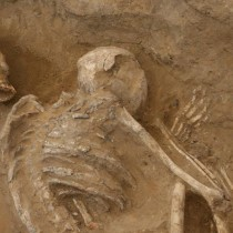 Neolithic burials in Egypt