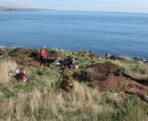 Archaeologists discover oldest Pictish Fort in Scotland