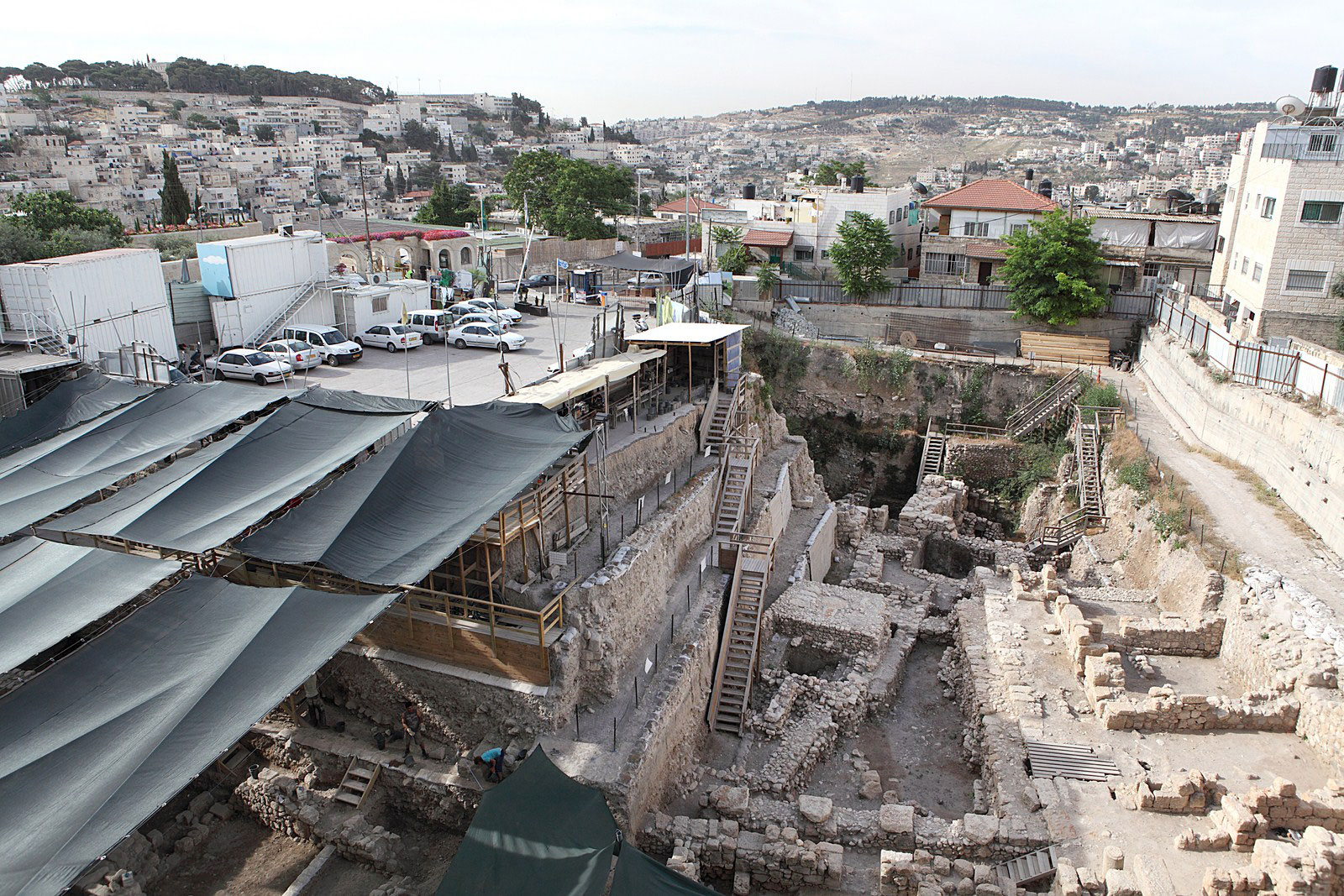 City of David project condemned by UNESCO