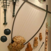 A music lyre from Ambracia