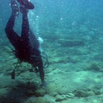 Marine geoarchaeological survey on Crete