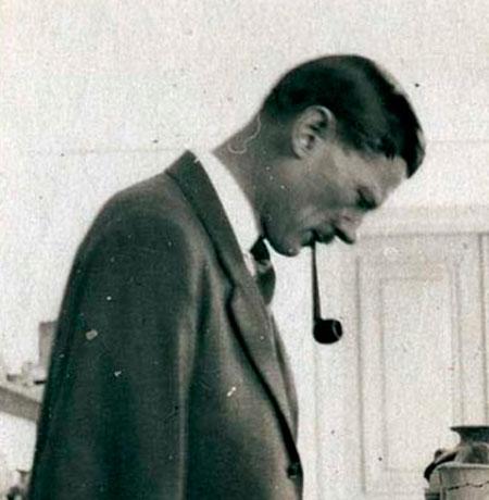 Carl Blegen.