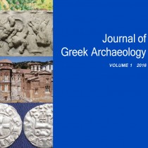 New Journal of Greek Archaeology