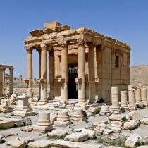 Isis blew up Baal Shamin temple in Palmyra