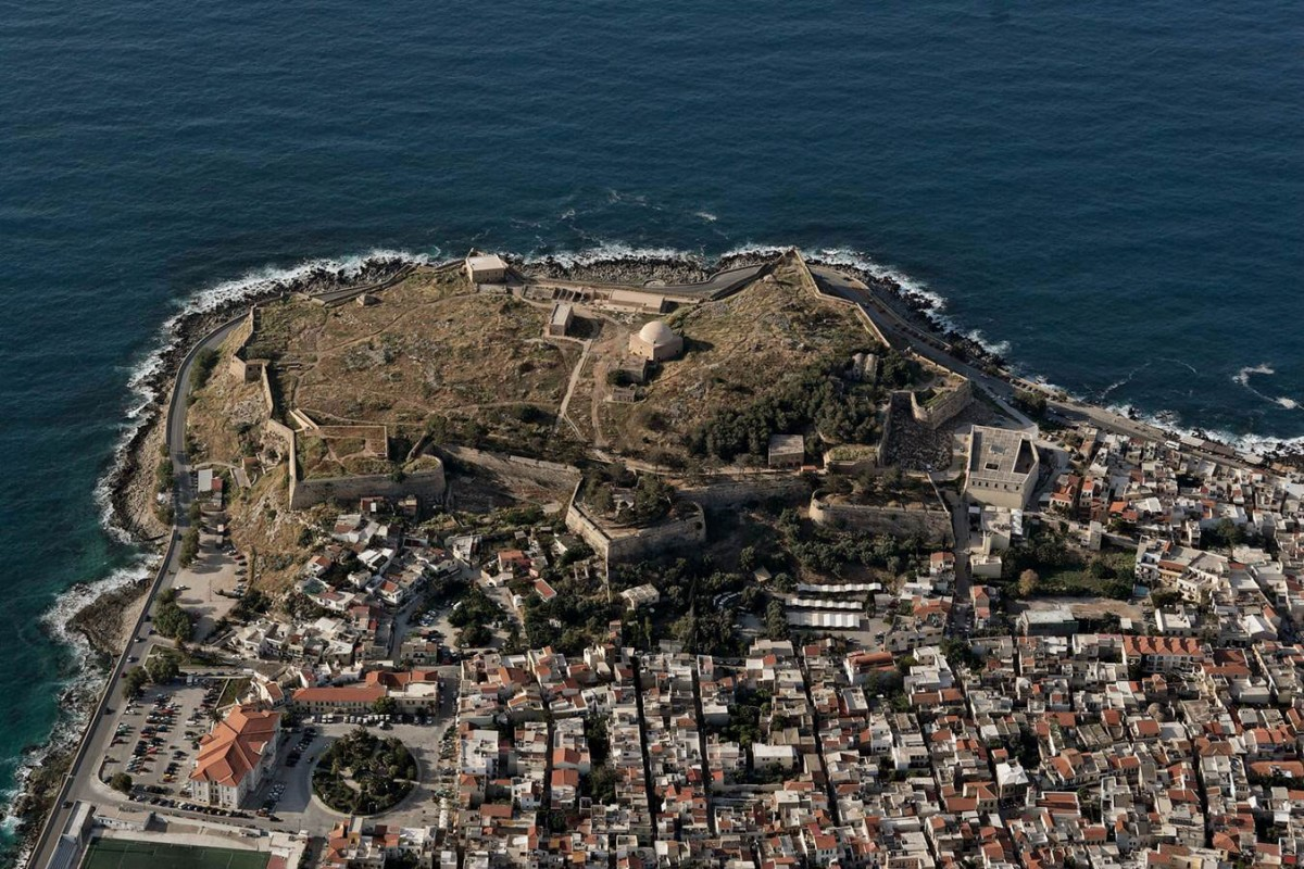 Fig.20. The Fortezza in Rethymnon.