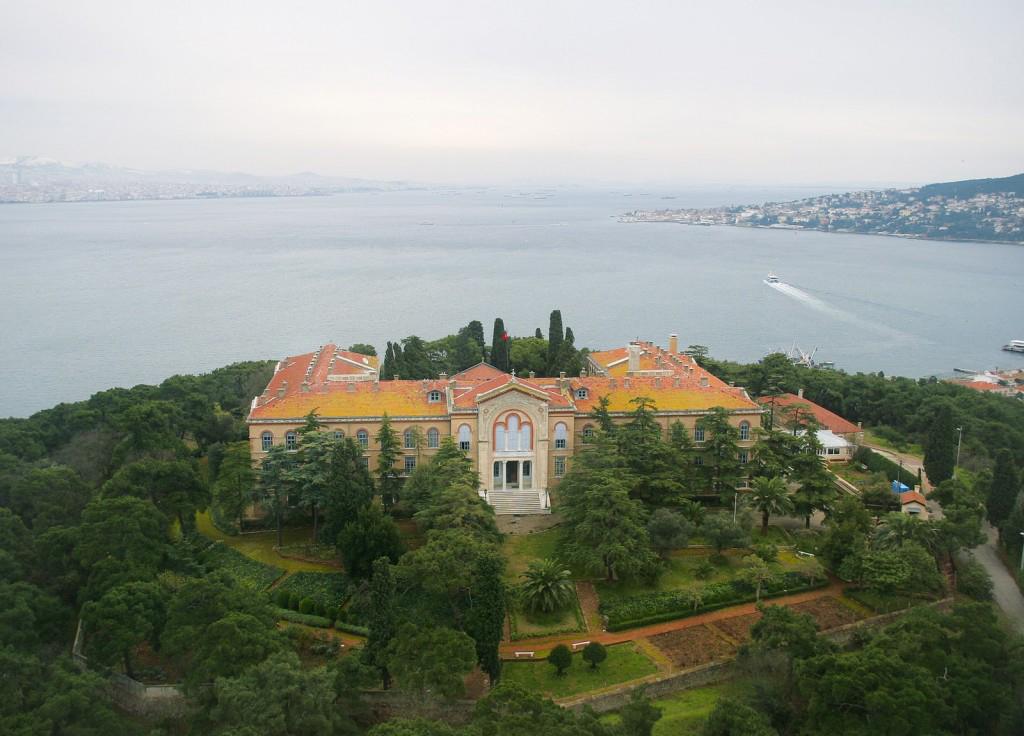 The Halki Theological School.