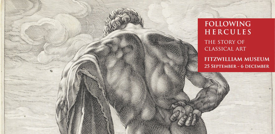 Following the famous superhero, the exhibition tells the story of classical art.