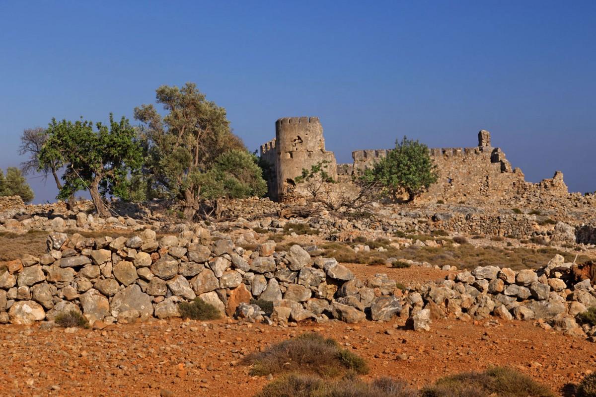 Fig. 7. Kule in Loutro,Chania (photo: G. Stamatakis).