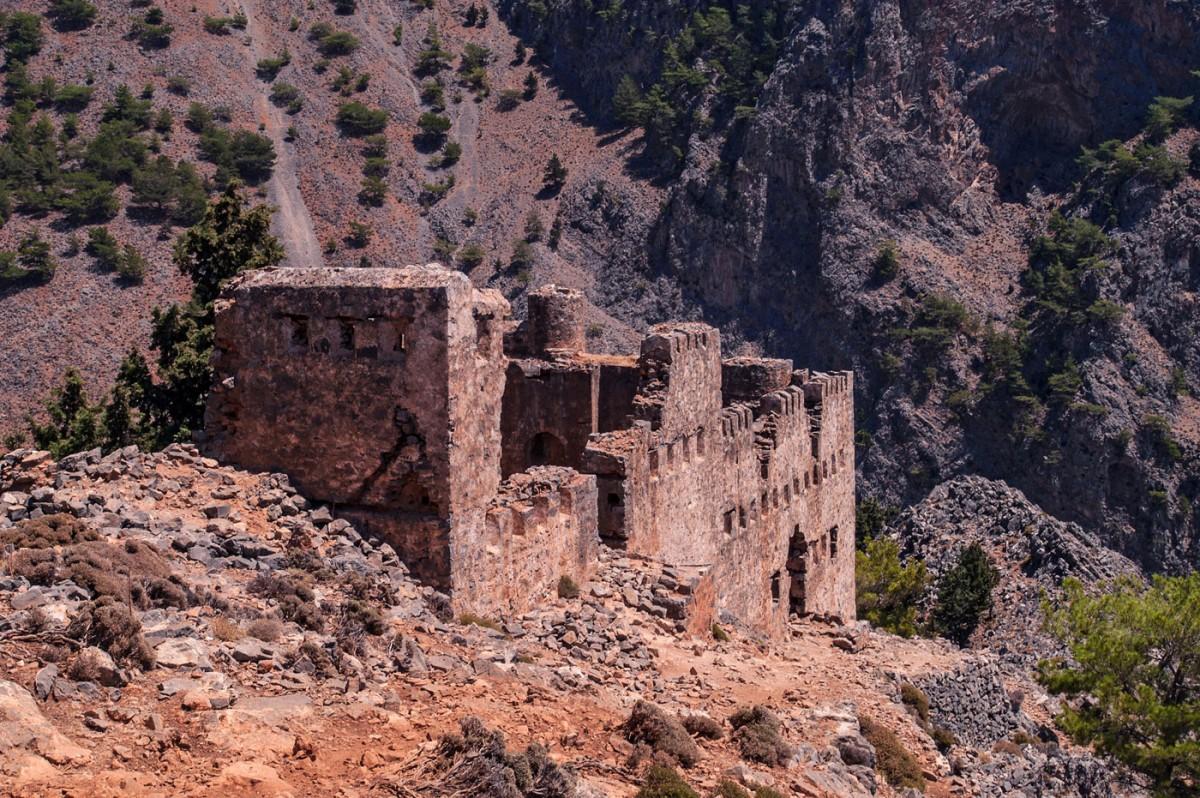 Fig. 9. The kule in Aghia Roumeli (photo: G. Patroudakis).