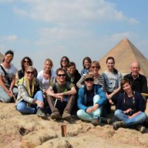 The Egyptian Archaeology Study Programme at NVIC, Cairo