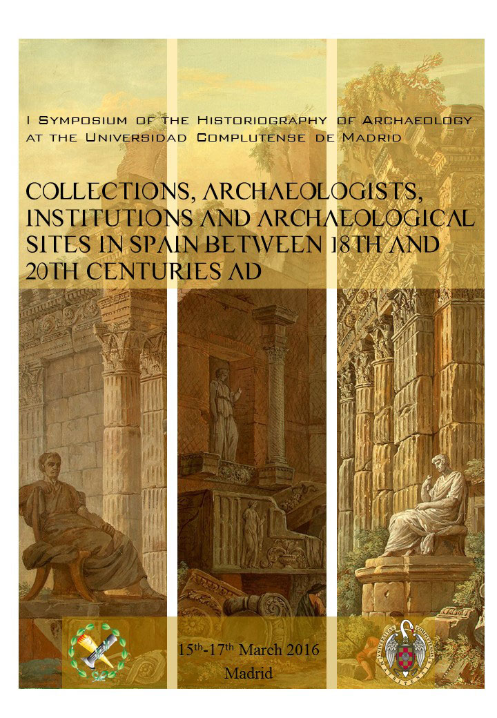 The Historiography of Archaeology Symposium will take place on March 15-17, 2016.