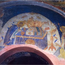 Light and lighting devices in wall paintings of Byzantine churches in Thessaloniki