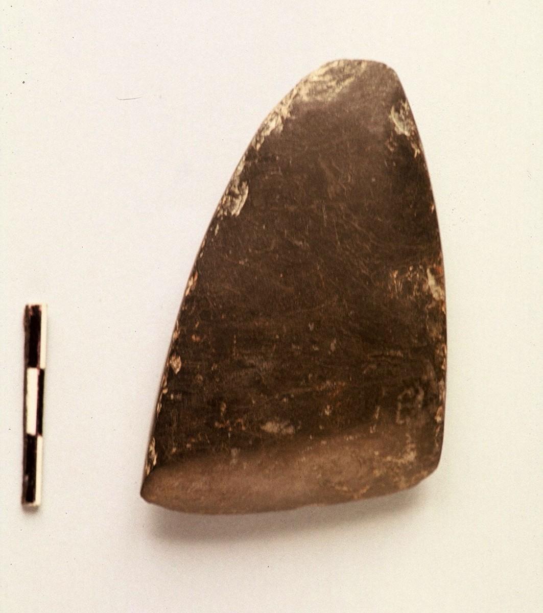 Fig. 26. Throw axe, multiple tool.