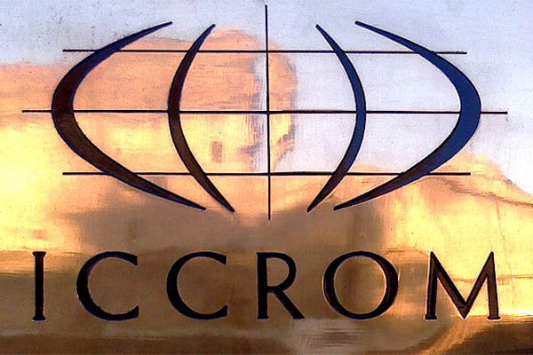 ICCROM is an intergovernmental organization dedicated to the preservation of cultural heritage worldwide through training, information, research, cooperation and advocacy programs.