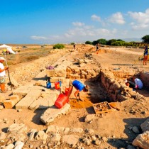 Pafos Agora Project: expanded excavation