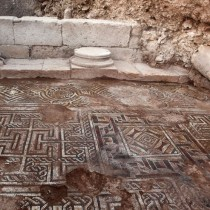 Invaluable ancient Syrian mosaic discovered