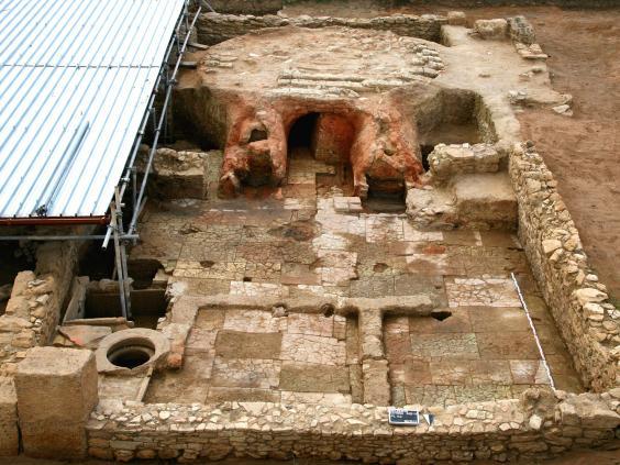 Excavations are revealing the secrets of Selinunte. Photo Credit: University of Bonn.