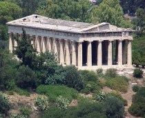 Seismic protection of Greek ancient monuments project