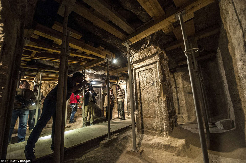 The Curse Of King Tuts Tomb Torrent: Tomb Of Tutankhamun' S Wet Nurse To Be Opened Soon