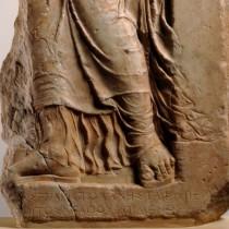 The grave stele of Aristomache