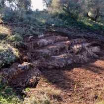 The ancient theatre of Lefkas has come to light