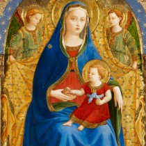 Prado acquired Fra Angelico's Virgin of the Pomegranate