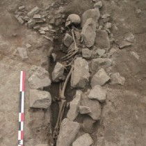 Evidence of early medieval Muslim graves found in France