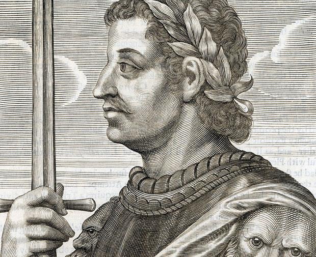Emperor Claudius. Photo Credit: The Telegraph.