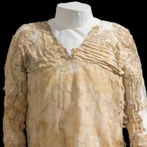 The world's oldest woven garment