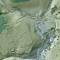 Lasers reveal 'lost' Roman roads in the UK