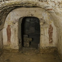The pyramid complex of a Nubian queen reopens for documentation