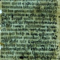 Secrets of the Reformation hidden in England's oldest printed bible