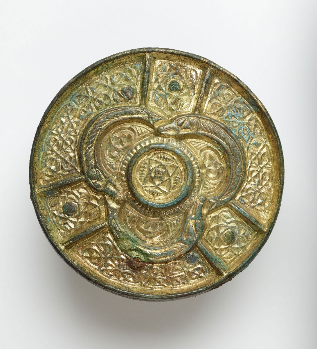 Irish or Scottish Brooch found in 9th-10th century grave in Lilleberge, Norway. Photo Credit: The History Blog.