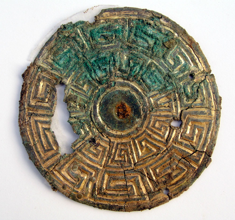 The history of this bronze buckle might shed some light on just how global the Vikings were. Photo Credit: Ernst Stidsing/Science Nordic.