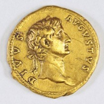 Roman coin found by hiker in Israel