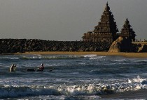 Sunken town found off Mamallapuram, India