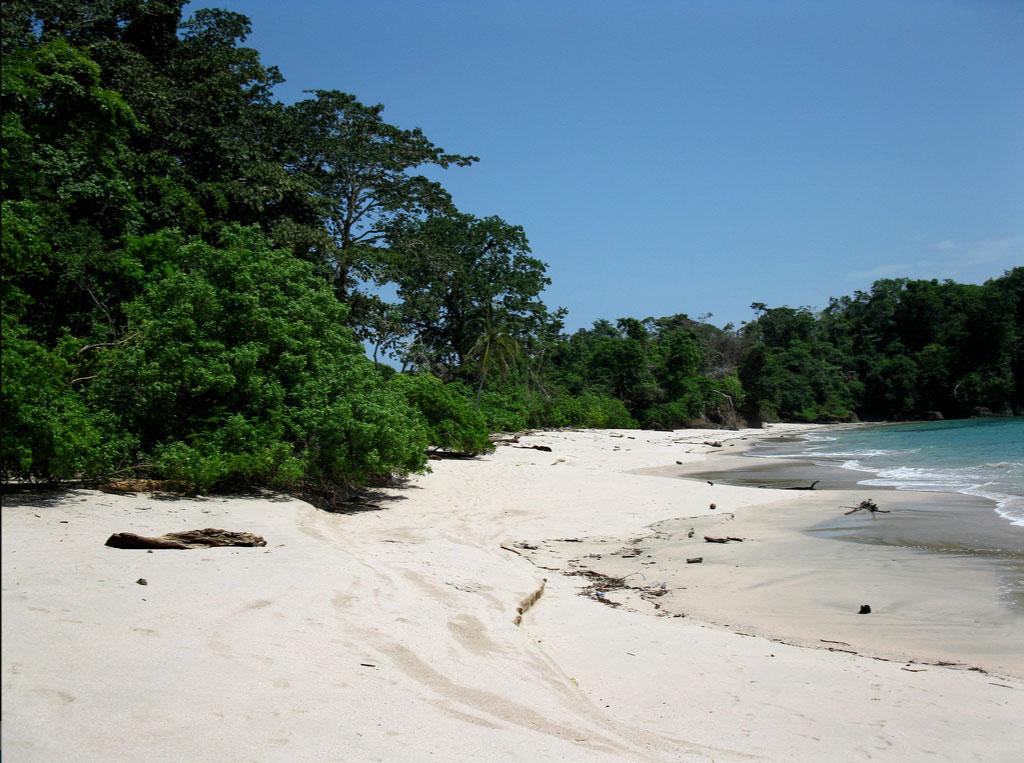 Pedro Gonzalez island.
